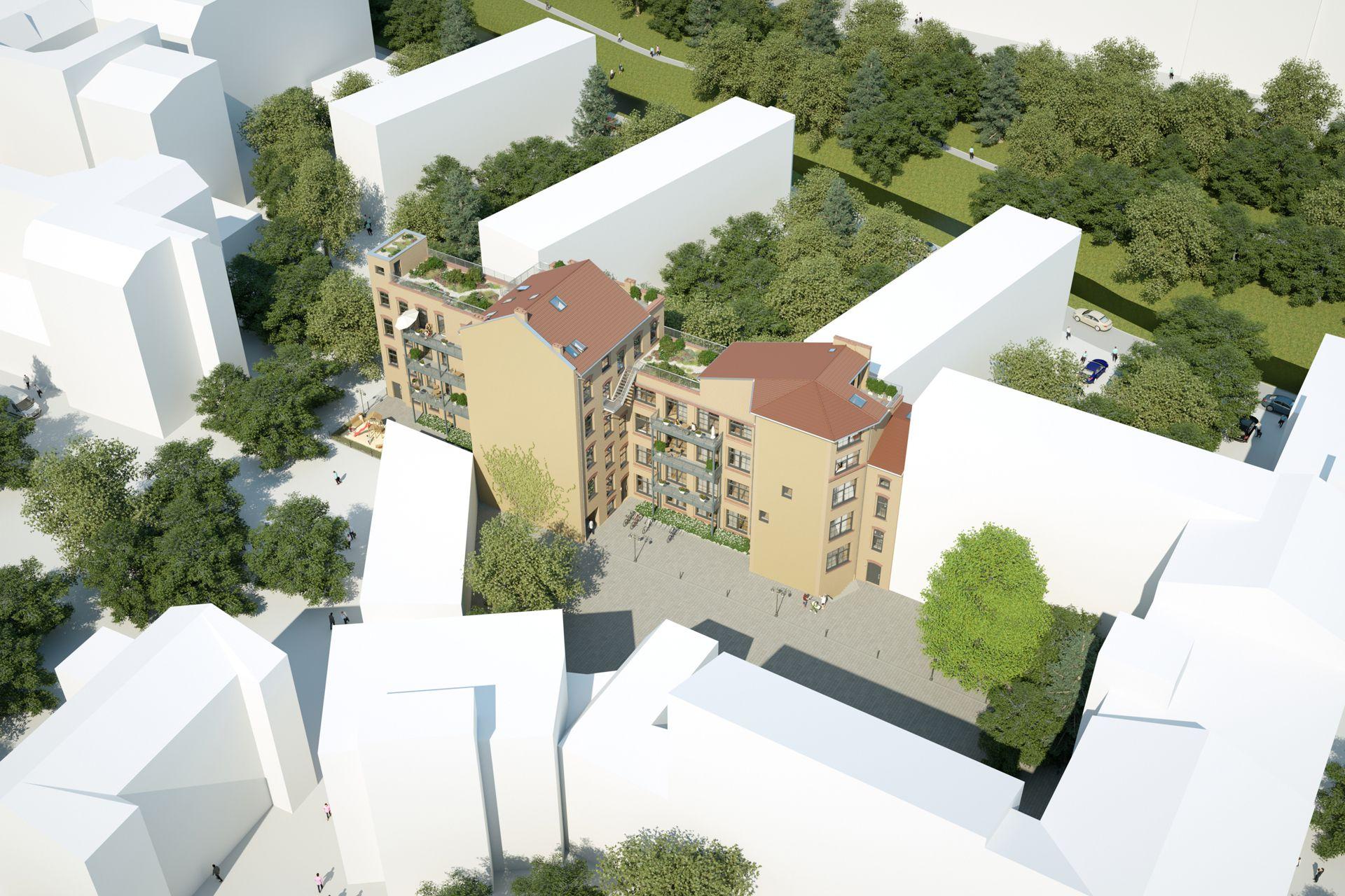 Plankosmos - Architekturvisualisierung und 3D Visualisierung