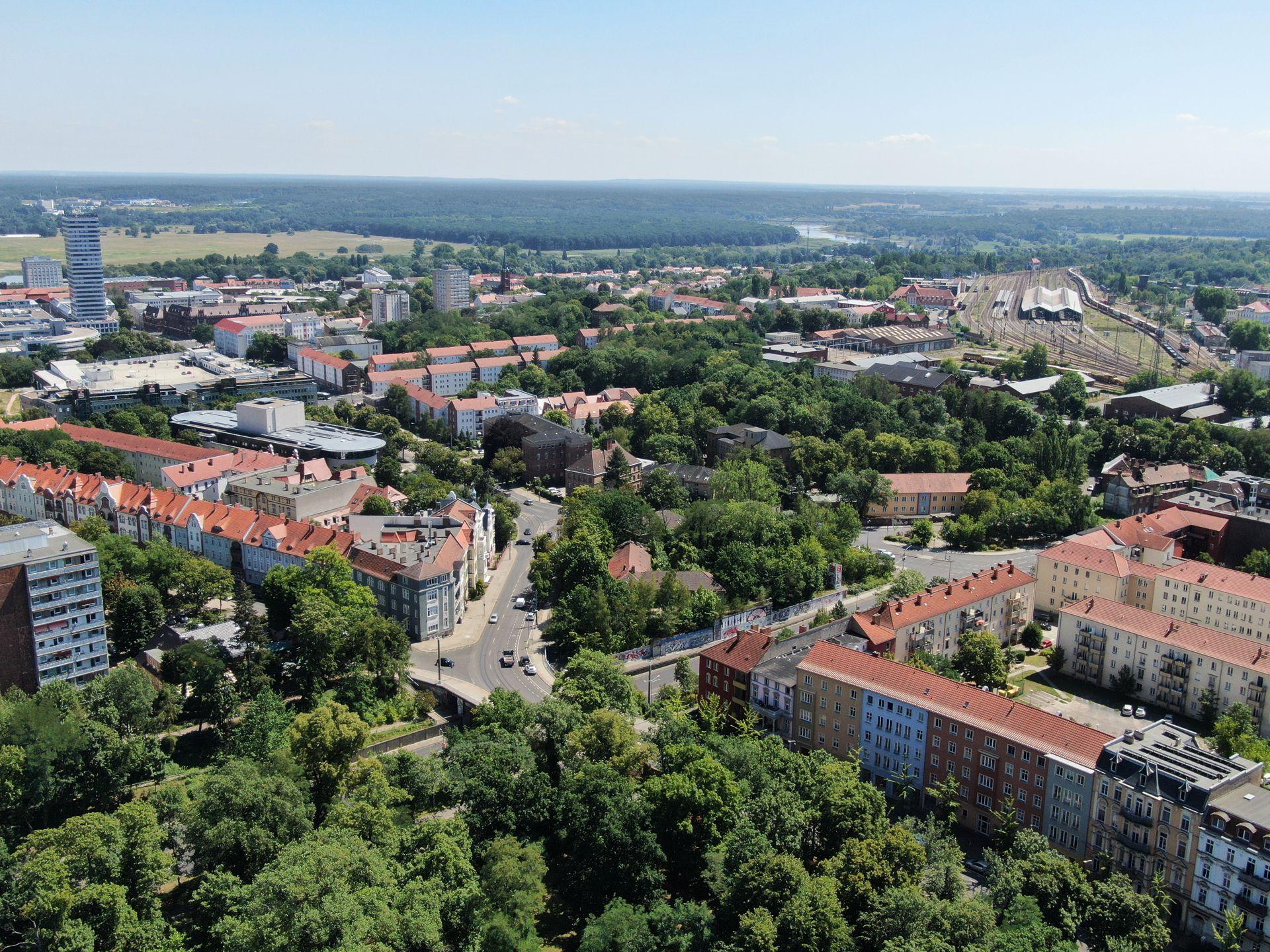 3D Visualisierung Seniorenwohnheim Frankfurt Oder